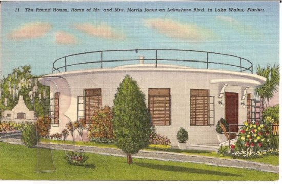 round house in lake wales, FL