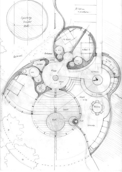 round house plans round houses