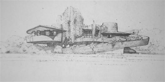Frank Lloyd Wright Round Houses