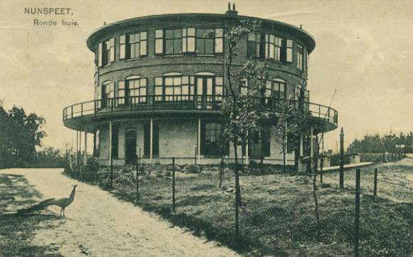 round house, netherlands