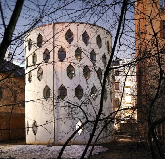 melnikov house