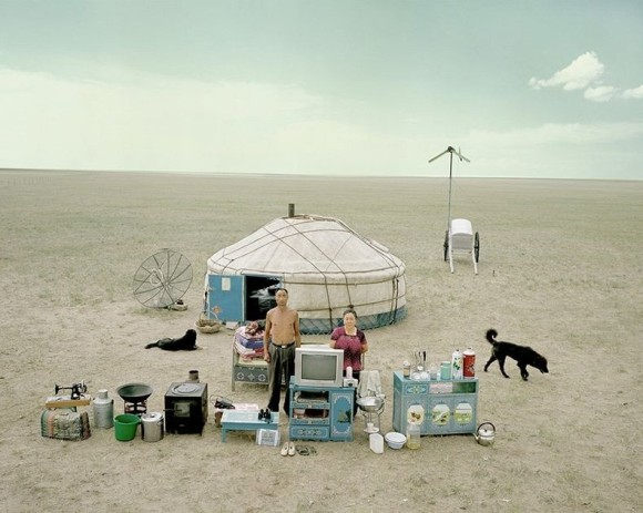 yurt, huang qingjun, 2007