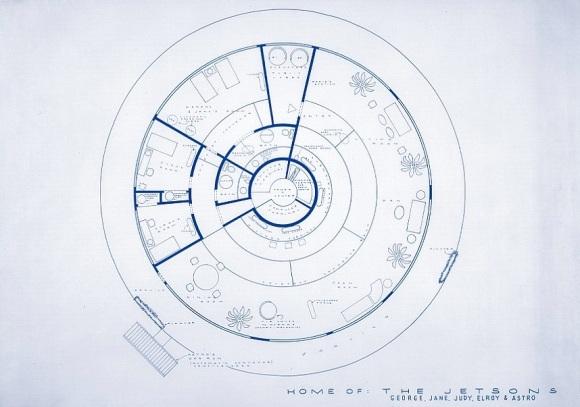 jetsons floor plan