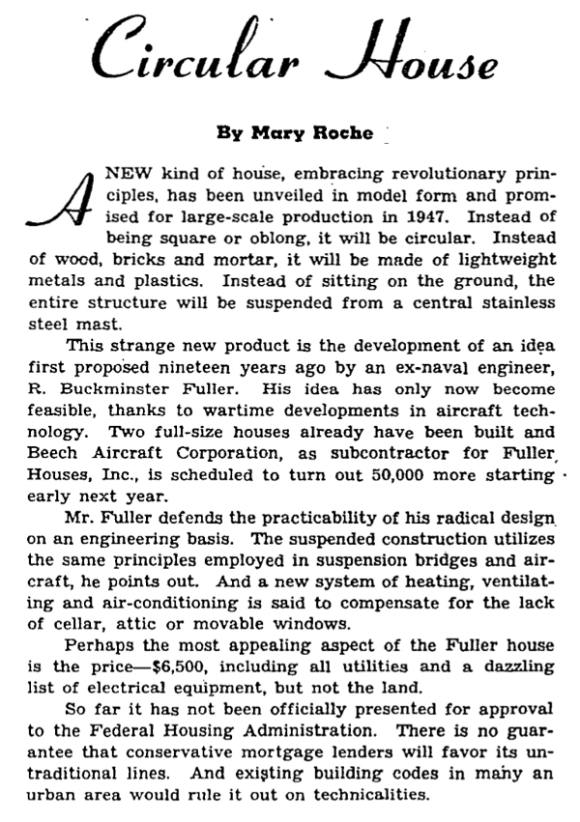 fuller house 2, nytimes, 1946
