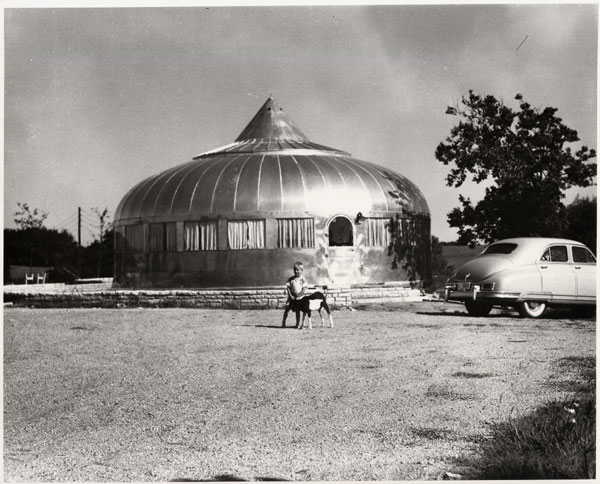 Dreaming Of A Dymaxion House Of The Future 171 Round Houses