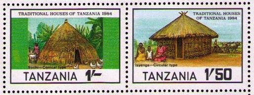 tanzania round houses