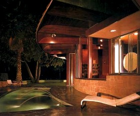 john lautner, harvey house