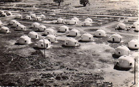 neff, bubble houses, dakar