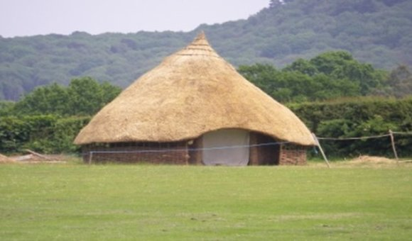 celtic round house
