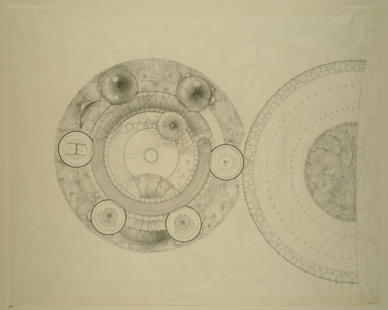 frank lloyd wright « round houses