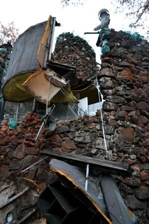 goff, bavinger house (destroyed)