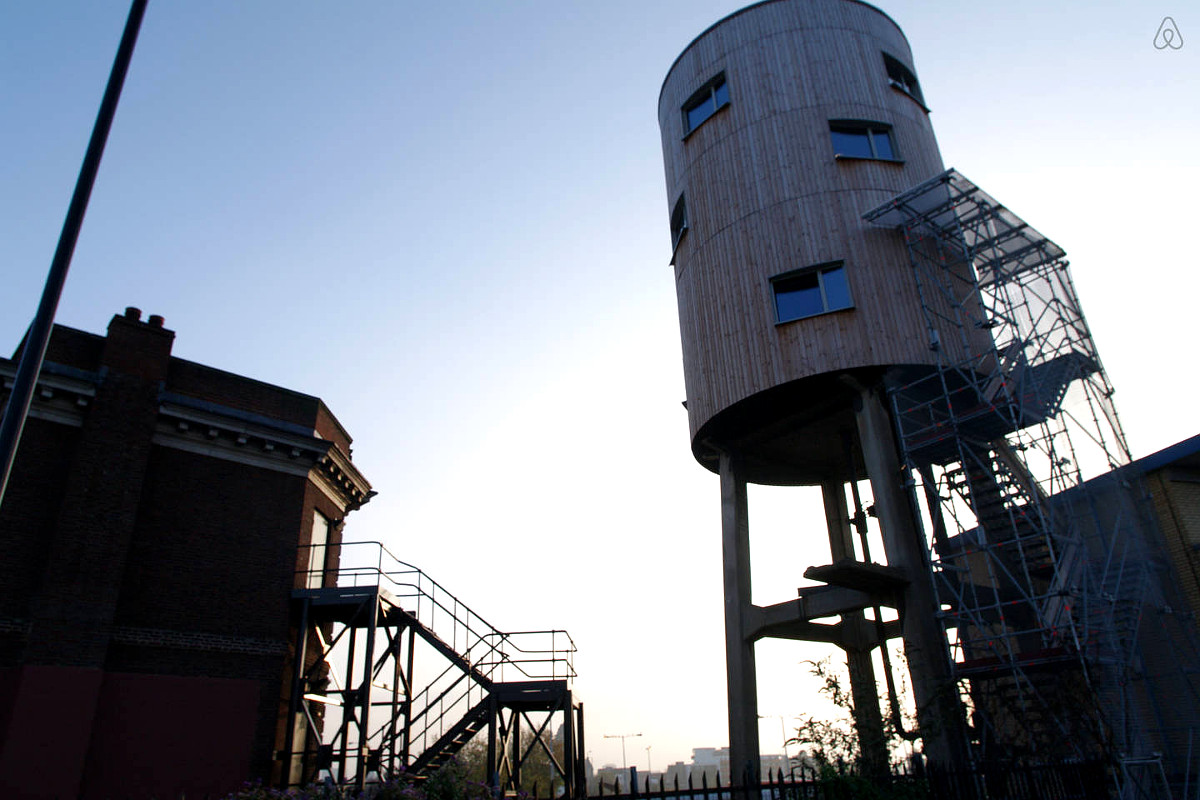 Water Tower Homes Architects A Round Houses