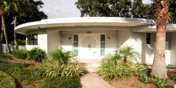 Florida round houses for Classic american homes jacksonville fl